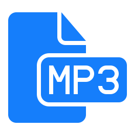 Output as mp3